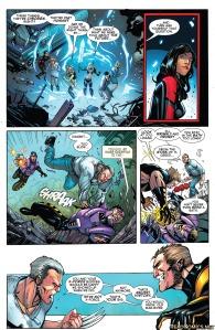 Civil War II X-Men 1 Magik 3