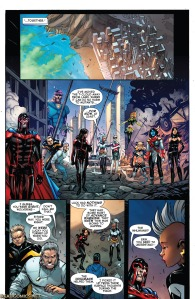Civil War II X-Men 1 Magik 4