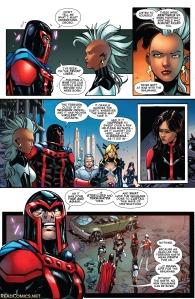 Civil War II X-Men 1 Magik 5