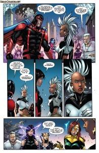 Civil War II X-Men 1 Magik 6