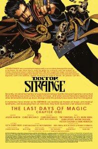 Doctor Strange V4 6 Recap Page