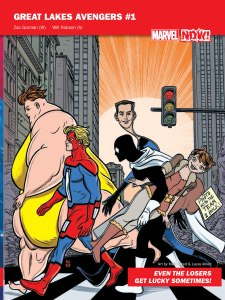 Marvel NOW 2016 Great Lakes Avengers