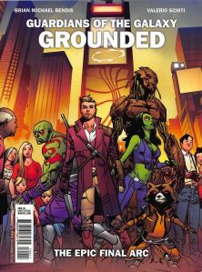Marvel NOW 2016 Guardians of the Galaxy
