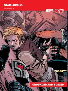 Marvel NOW 2016 Star Lord